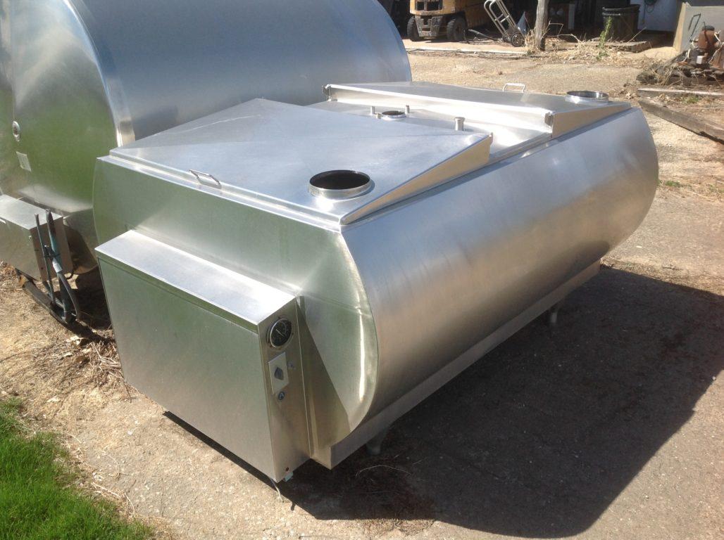 Mueller Used Dairy Tank