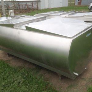 Mueller 700 Storage Tank